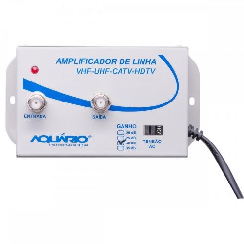 Amplificador de Linha para TV AL 30 Aquário