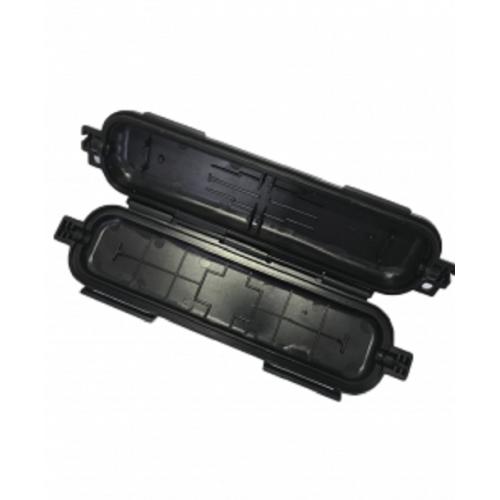 100 peças Caixa Proteção P/ Emenda Fibra Óptica Hermética Drop CPHFO PT  Multitoc