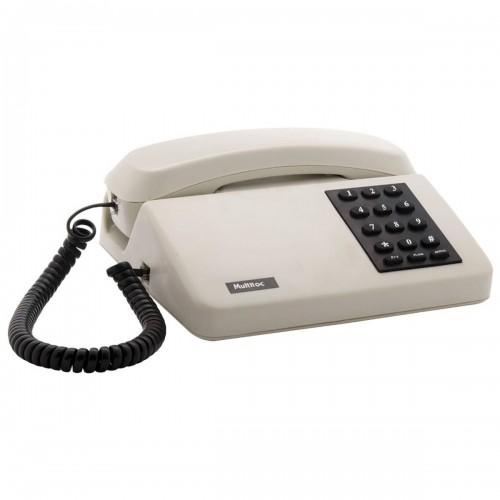 Telefone Padrão 6 Pcs  Multitoc Marfim