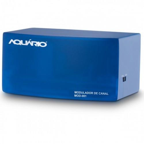 Modulador de Áudio e Vídeo Canal 3 e 4 de TV Aquário MOD-001