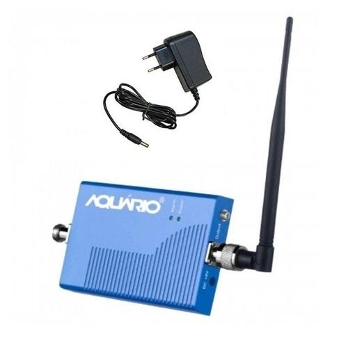 Mini Repetidor Celular 900Mhz com Antena RP 960 Aquário