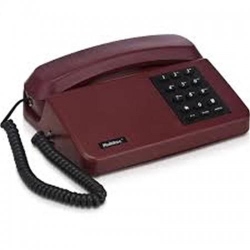 Telefone Padrão 6 Pcs  Multitoc Cor: Vinho
