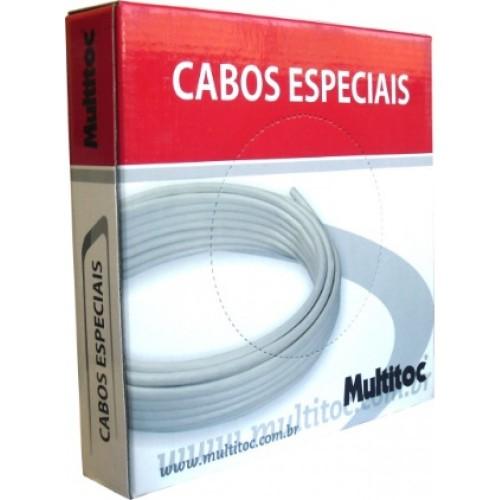 CABO DE ALARME CA 40X04 VIAS S/SN  ROLO