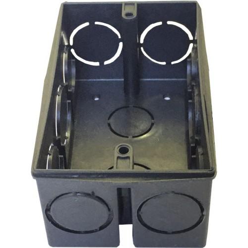 Kit c/10 Caixa de Luz 4X2 Preta