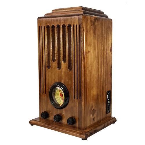 Radio Antigo Retro Capelão  Am/fm/ Bluetooth