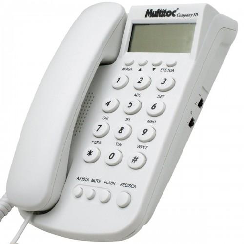 Telefone Company Com Id  Multitoc Branco