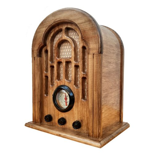 Radio Antigo Retro Imperador Am/fm/ Bluetooth