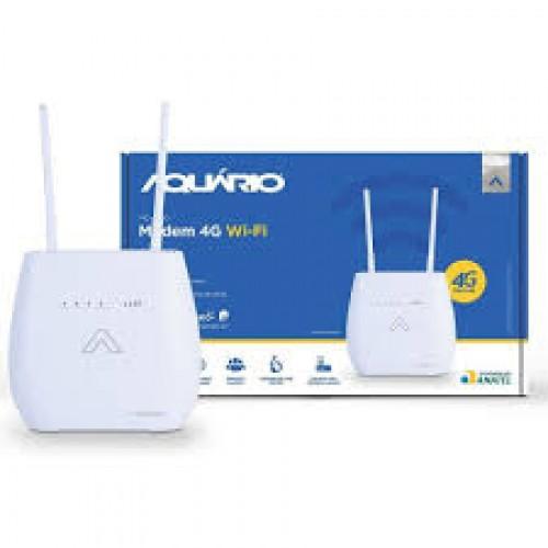 Modem 4g Wifi Heptaband Md-4000 Branco Aquário